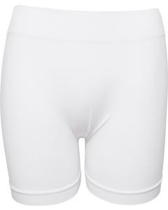 Decoy Seamless Hot Pants White