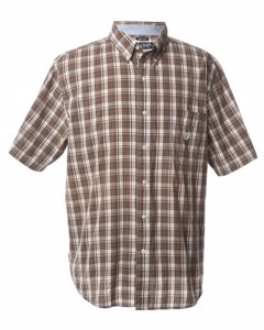 1990s Chaps Checked Shirt