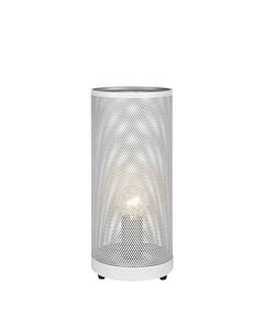 Utah Tischlampe weiß