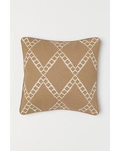 Cushion Cover Beige