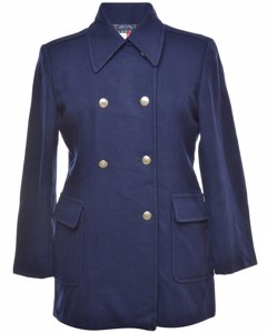 Tommy Hilfiger Navy Coat