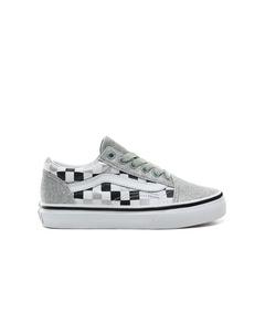 Vans Vans Old Skool (glitter Checkerboard) Zilver