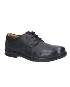 Hush Puppies Mens Max Hanston Lace Up Dress Shoe