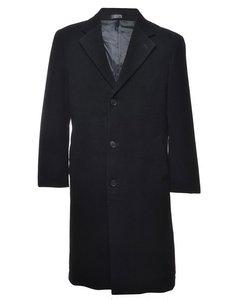 2000s Chaps Wool Coat