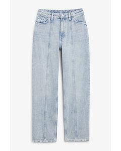 Bella Jeans mit Acid-Waschung Acid-Waschung