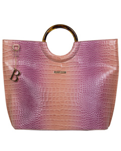 Handtasche Nina (Alt Rosa)