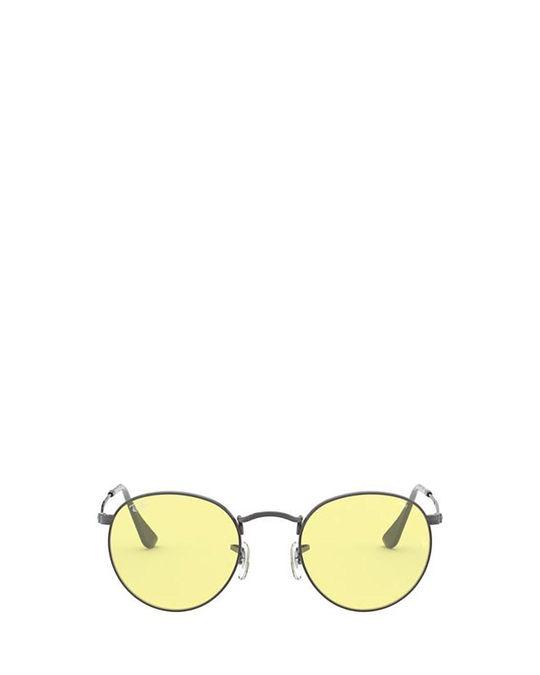 Ray-Ban Rb3447 Gunmetal Sunglasses