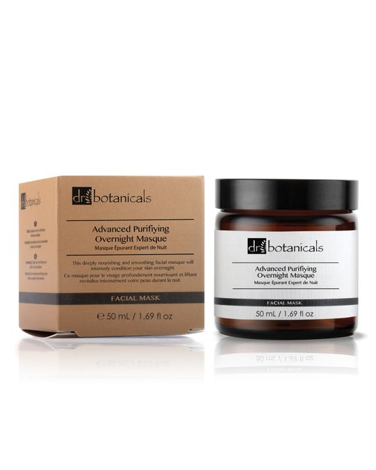 Dr Botanicals Advanced Purifying Overnight Masque Clear