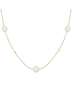 Twiggy Necklace G/w Gold