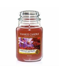 Yankee Candle Classic Large Vibrant Saffron 623g