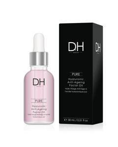 Drhhyaluronic Acid Anti-ageing Facial Oil Clear