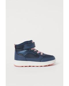 Vattentäta Sneakers Marinblå