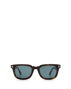 Ft0817 Dark Havana Solglasögon