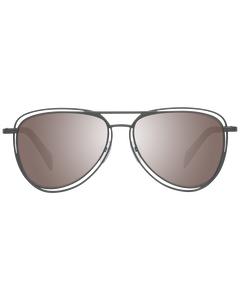 Yohji Yamamoto Mint Unisex Gunmetal Sunglasses Yy7032 56931 56-15-145 Mm