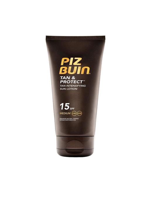 PIZ BUIN Piz Buin Tan & Protect Tan Intensifying Sun Lotion Spf15 150ml