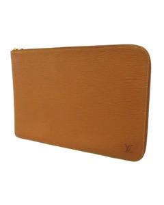 Louis Vuitton Epi Poche Documents Portfolio Gold