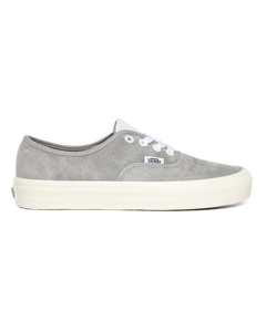 Ua Authentic Wsg (pig Suede) Drizzle/snow White