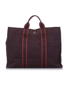 Hermes Fourre Tout Mm Red