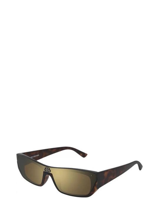 Balenciaga Bb0080s Havana Sunglasses
