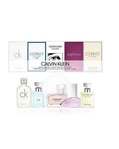 Giftset Calvin Klein Deluxe Travel Collection For Women 5x Edp