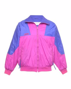 1990s Columbia Nylon Jacket