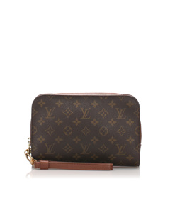 Louis Vuitton Monogram Orsay Brown