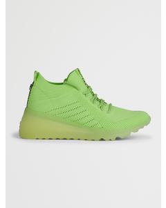 Cello Sneaker Neon Green