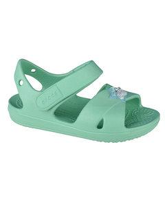 Crocs > Crocs Classic Cross-Strap Charm Sandal 206947-3U3
