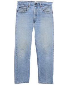 1990s Straight Leg Levi's Jeans
