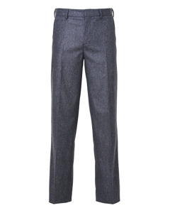 The Ship Loose Fit Tailored Wool Trouser