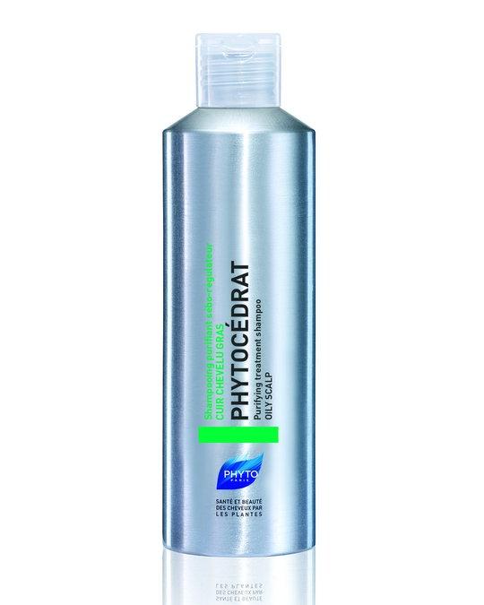 PHYTO Phytocedrat Sebo Regulating Shampoo  Clear