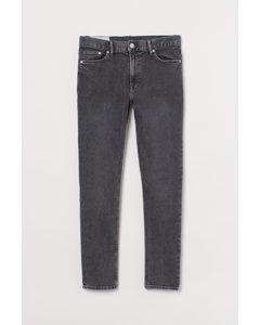 Slim Jeans Dark Grey
