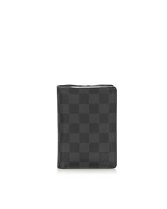 Louis Vuitton Damier Graphite Marco Small Wallet Black