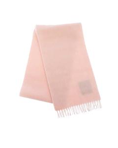 Prada Cashmere Scarf Pink