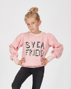 K. Cinderella Sweat Vintage Pink