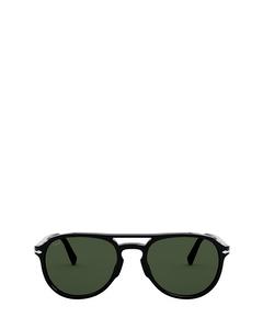 Po3235s Black Solglasögon