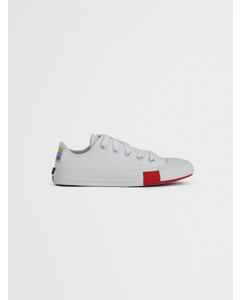 Ctas Ox Kids White/university Red