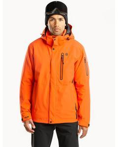 Castor Jacket - Orange