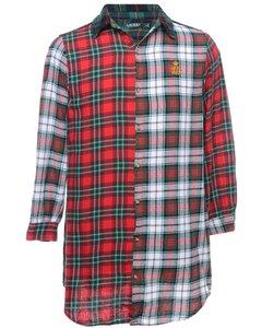 1980 Ralph Lauren Checked Shirt