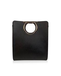 Salvatore Ferragamo Gancino Vela Tote Handbag Shoulder Bag
