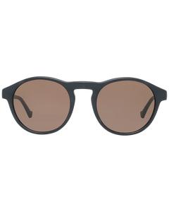 Emporio Armani Mint Unisex Black Sunglasses Ea4138f 52501773 52-17-145 Mm