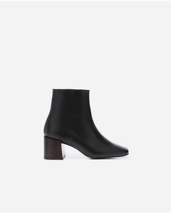 Ida Black Leather