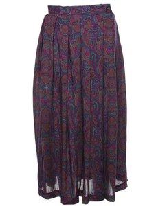2000s Liz Claiborne Maxi Skirt