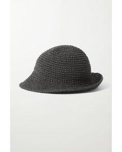 Bucket Hat Beam Schwarz
