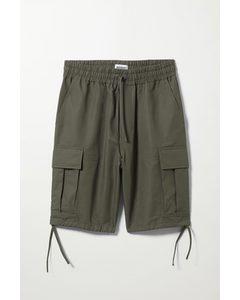 Kristoffer Cargo Shorts Khaki