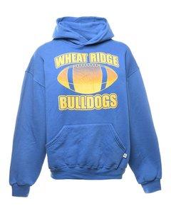 Wheat Ridge Bulldog Softball Printed Hoodie
