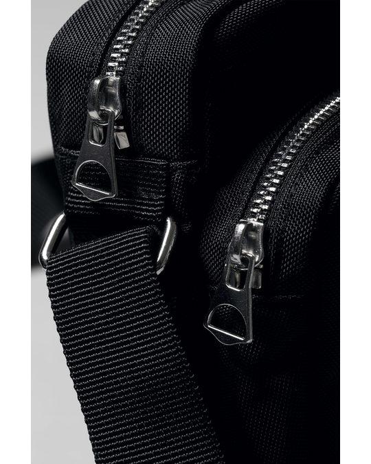 Weekday Ivan Crossbody Bag Black