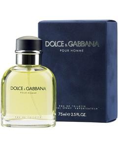 Dolce & Gabbana Pour Homme Edt 75ml