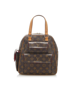 Louis Vuitton Monogram Excentri-cite Brown