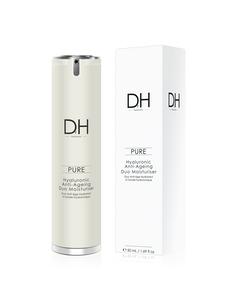 Drhhyaluronic Acid Anti-ageing Duo Moisturiser Clear